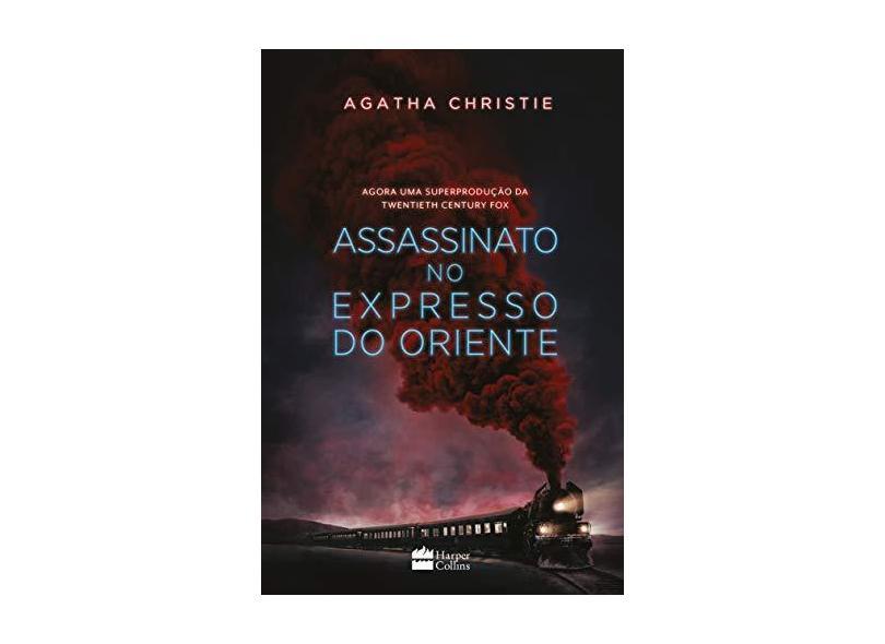Assassinato no Expresso do Oriente - Agatha Christie - 9788595080638