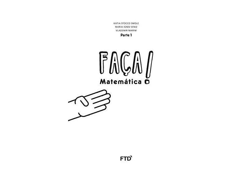 CJ- Faça Matemática - Saber - 4º Ano - José Roberto Bonjorno;regina Bonjorno;tânia Gusmão; - 7898592135377