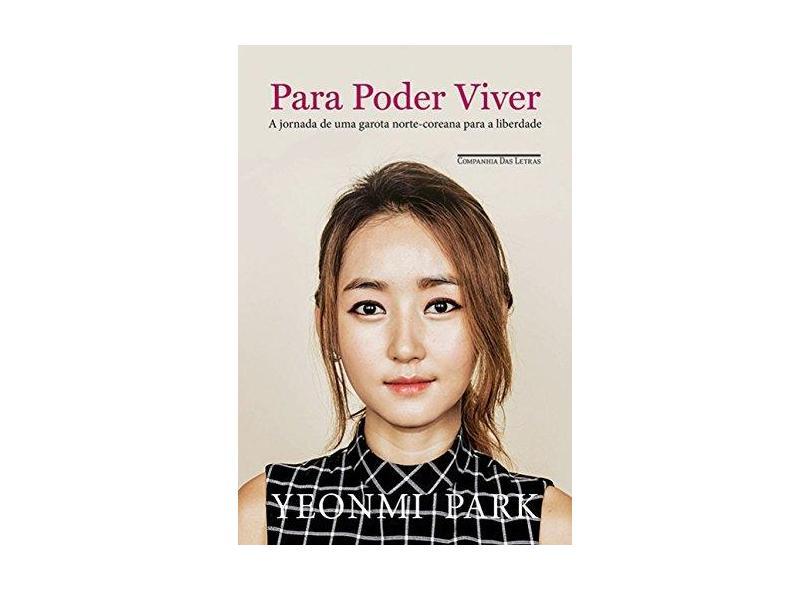 Para Poder Viver - Yeonmi Park - 9788535926880