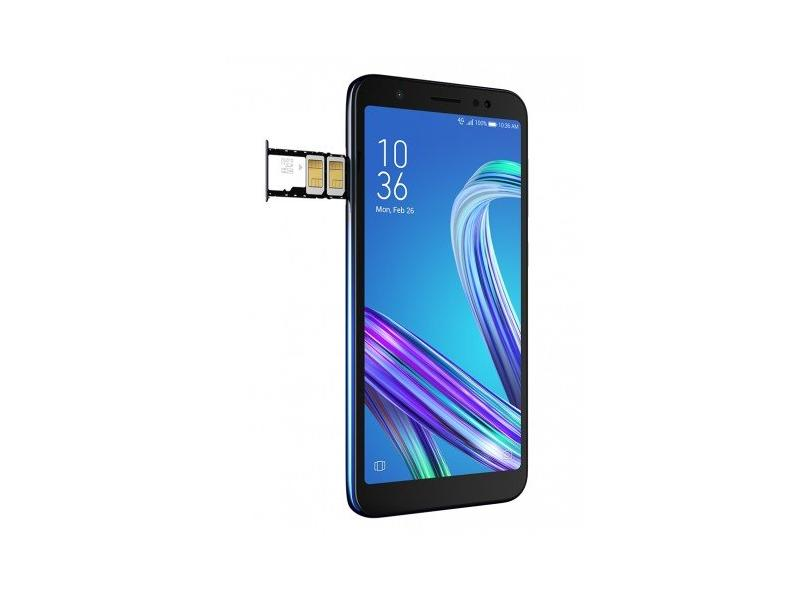 Smartphone Asus Zenfone Live L2 32GB 13.0 MP 2 Chips Android 8.0 (Oreo)