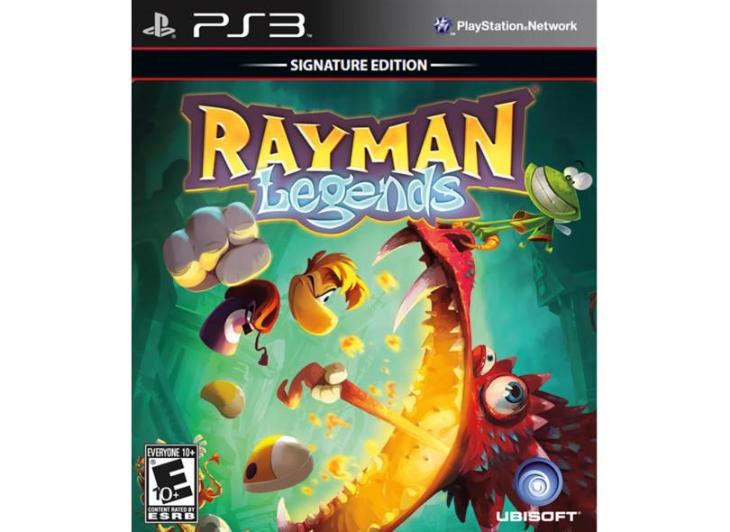 Jogo Rayman Legends PlayStation 3 Ubisoft
