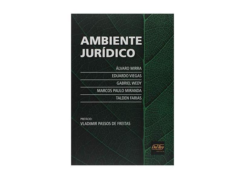 Ambiente Juridico - Mirra - 9788538405306