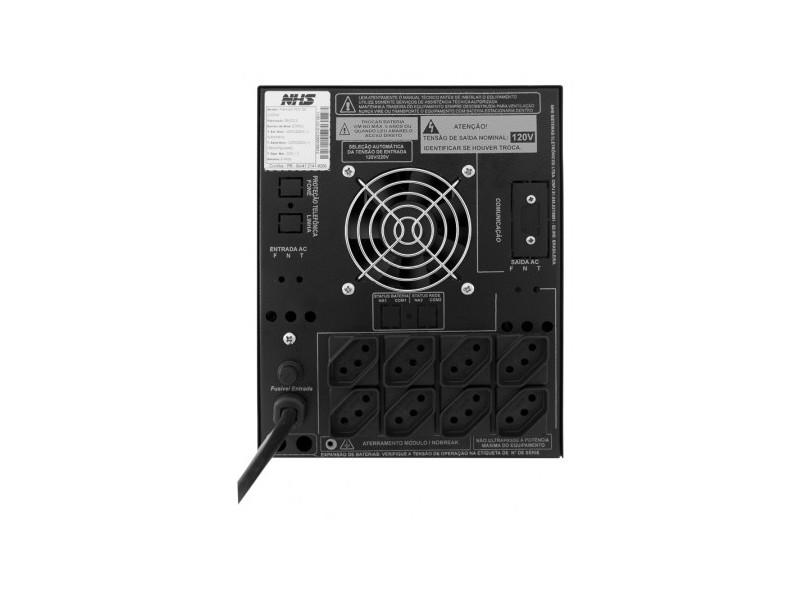 No-Break Premium PDV 1200E 1200VA Bivolt- NHS