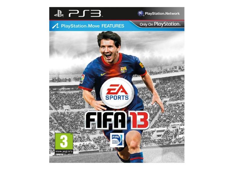 Jogo Fifa Soccer 2013 PlayStation 3 EA