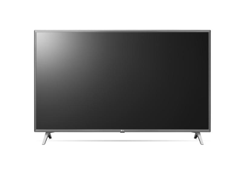 "Smart TV TV LED 50.0 "" LG ThinQ AI 4K HDR 50UN8000PSD 4 HDMI"