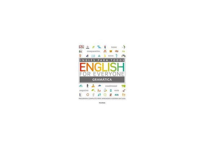 Gramática. Inglês Para Todos - Dorling Kindersley - 9788568684795