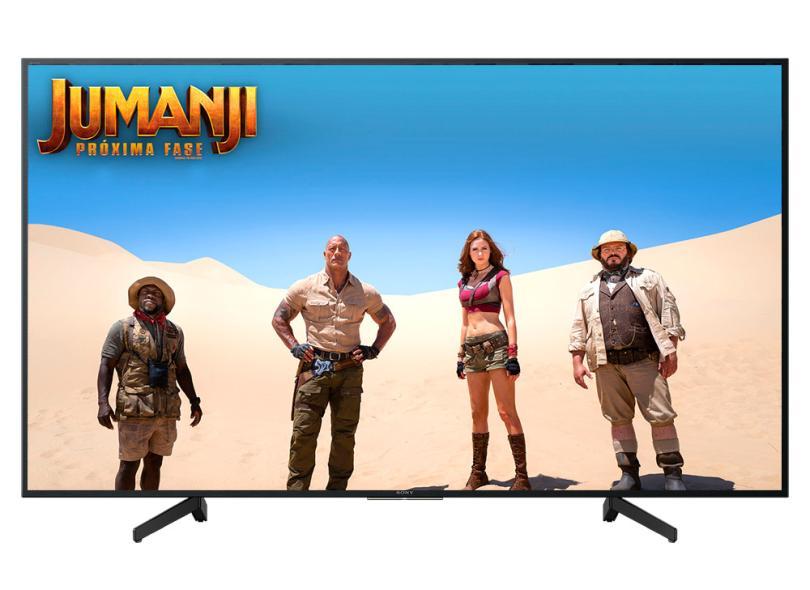"Smart TV TV LED 49 "" Sony X705G 4K Netflix KD-49X705G 3 HDMI"