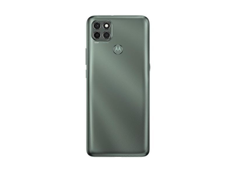 Smartphone Motorola Moto G G9 Power 128GB Câmera Tripla 2 Chips Android 10
