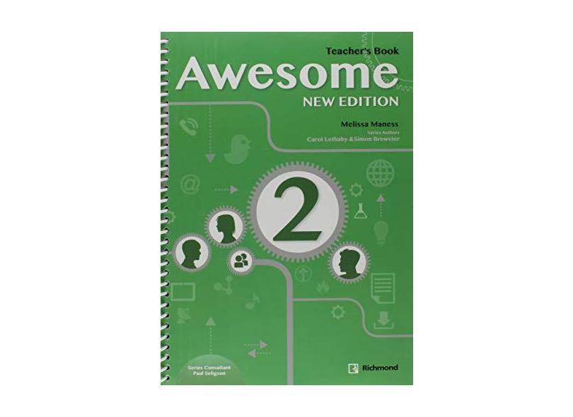 Awesome Update 2 - Teacher's Book - Richmond - 9786070609916