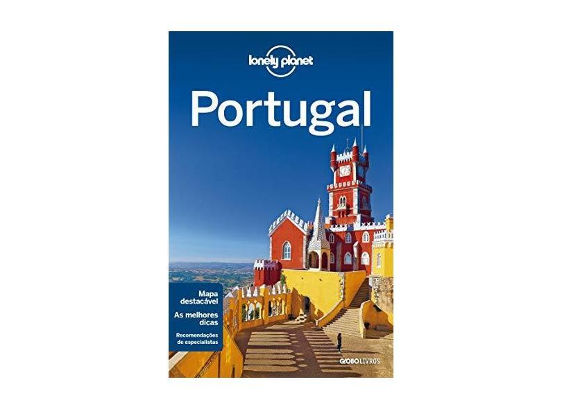 Lonely Planet Portugal - Vários Autores - 9788525064615