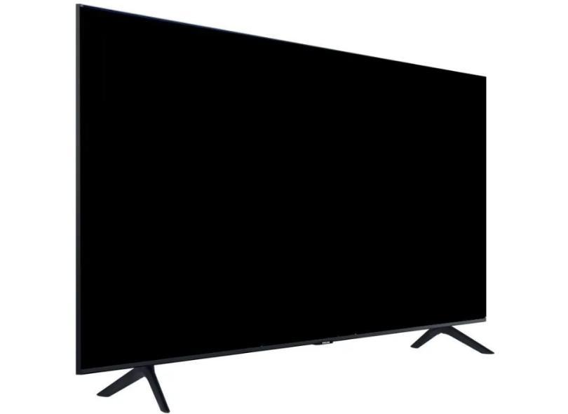 "Smart TV TV LED 55"" Samsung Crystal 4K HDR UN55TU8000GXZD 3 HDMI"