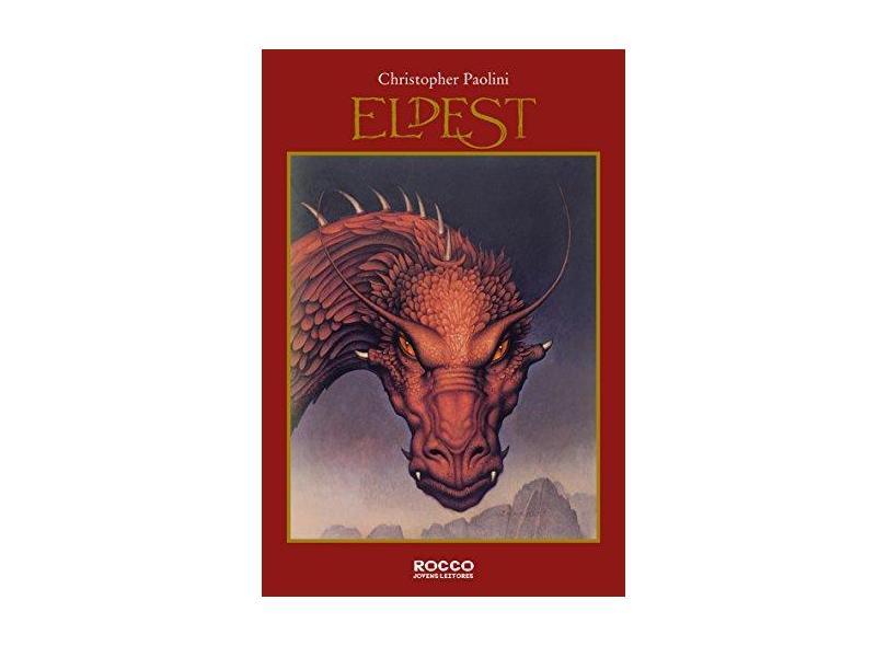 Eldest - Trilogia da Herança II - Paolini, Christopher - 9788532520753