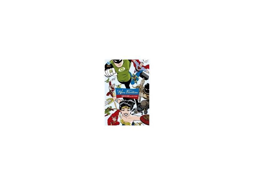 DC. A Nova Fronteira - Darwyn Cooke - 9788542609820