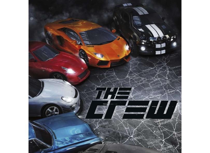 Jogo The Crew PS4 Ubisoft