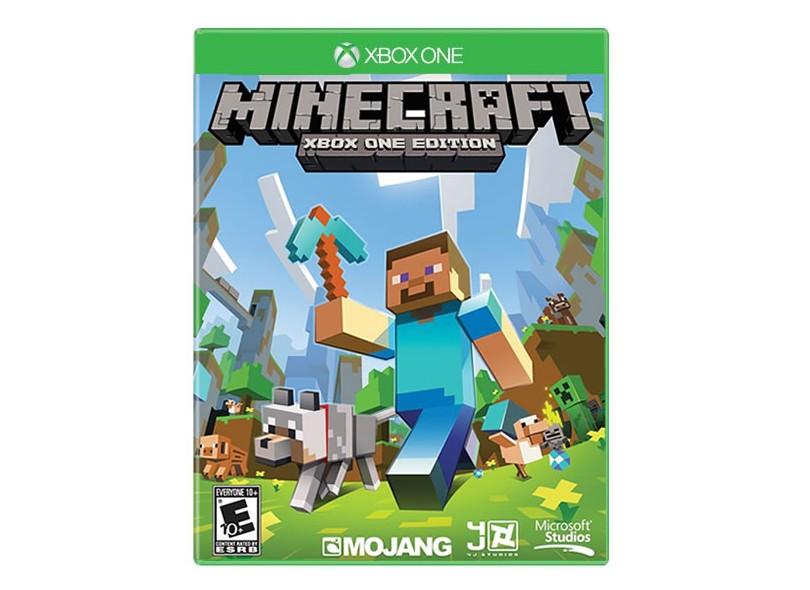 Jogo Minecraft Xbox One Microsoft