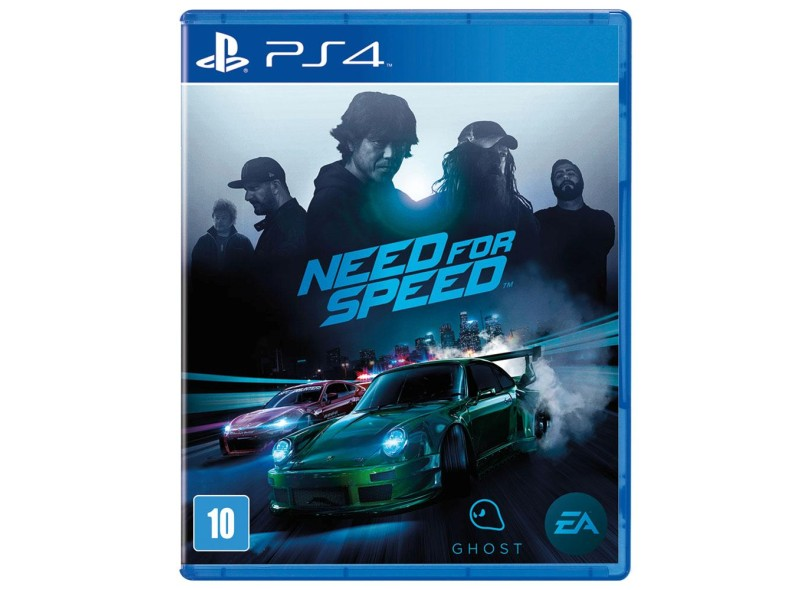 Jogo Need for Speed PS4 EA