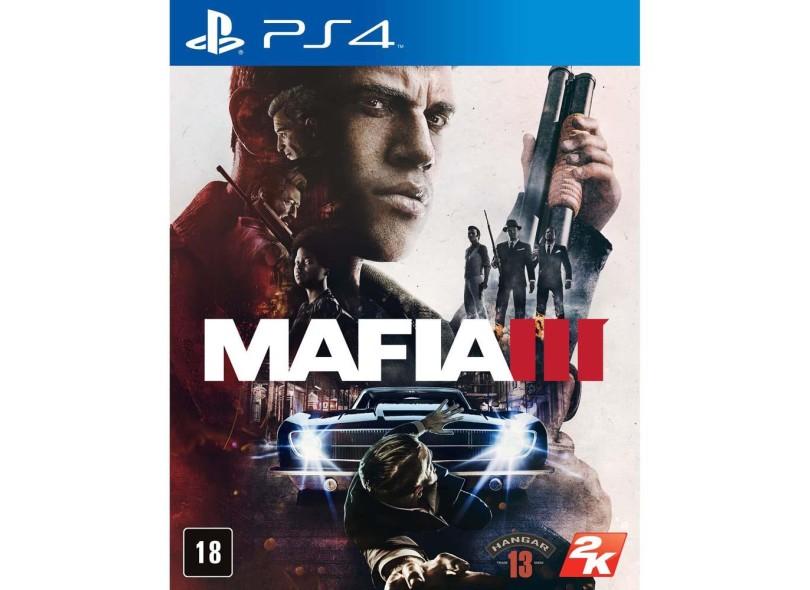 Jogo Mafia III PS4 2K