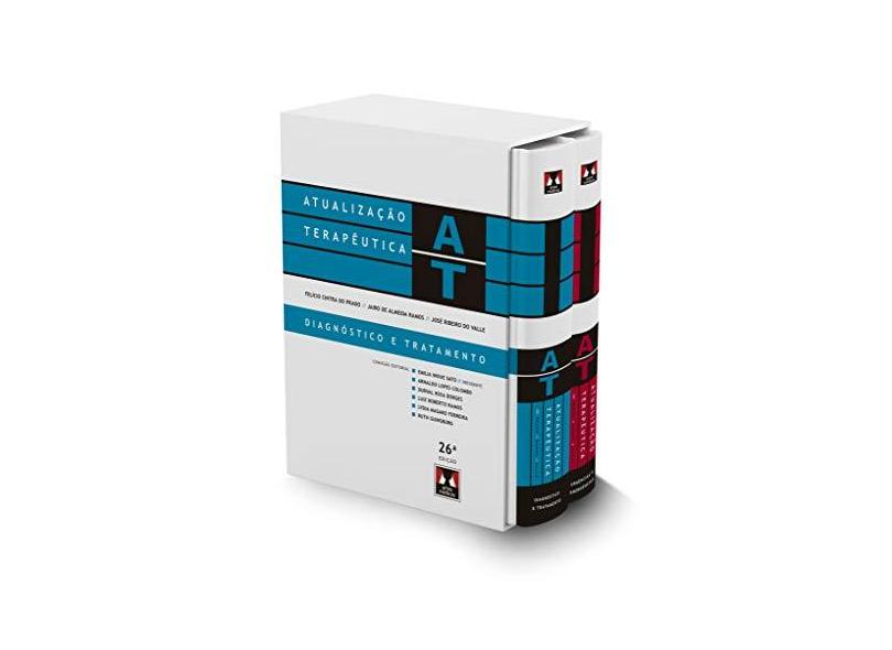 BOX ATUALIZACAO TERAPEUTICA - Felicio Cintra Do Prado  Jairo De Almeida Ramos  Jose Ribeiro Do Valle - 9788536702728