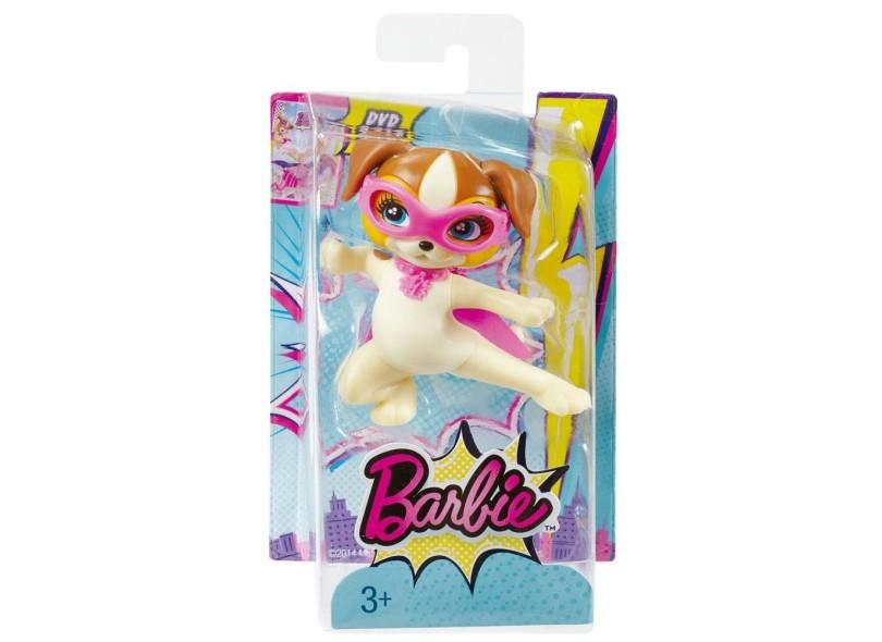 Boneca Barbie Super Princesa Super Bichinhos Cachorrinho Mattel