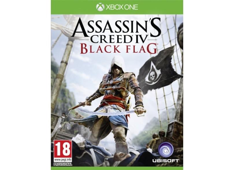 Jogo Assassin's Creed IV: Black Flag Xbox One Ubisoft