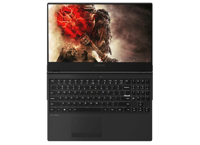 "Notebook Lenovo Legion Y530 Intel Core i5 8300H 8ª Geração 8 GB de RAM 1024 GB 15.6 "" GeForce GTX 1050 Windows 10 Y530"