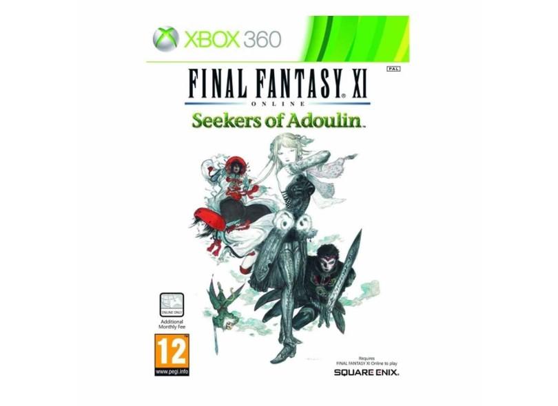 Jogo Final Fantasy: XI Online Seekers of Adoulin Xbox 360 Square Enix