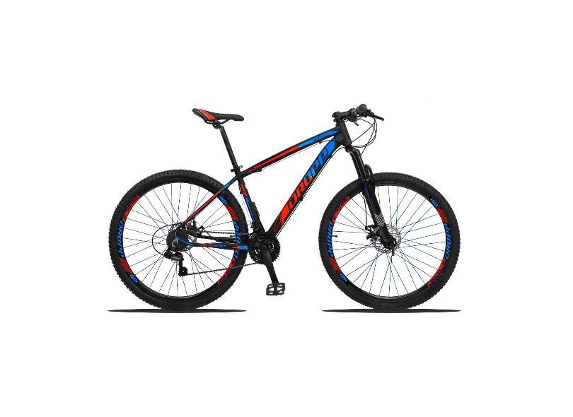 Bicicleta Dropp 21 Marchas Aro 29 a Disco Hidráulico Z3