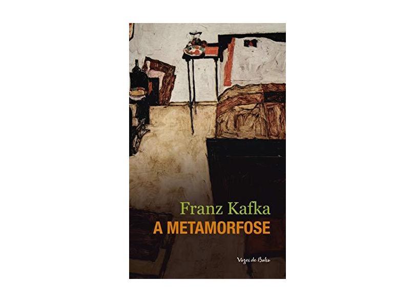 A Metamorfose - Franz Kafka - 9788532658456