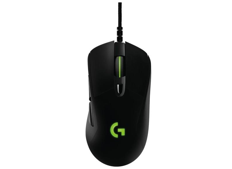 Mouse Óptico Gamer USB G403 - Logitech