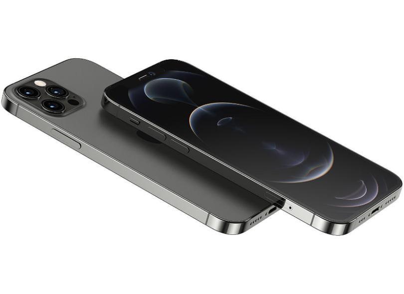 Smartphone Apple iPhone 12 Pro 6 GB 256GB Câmera Tripla Apple A14 Bionic iOS 14