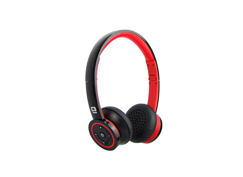 Headphone Bluetooth C3 Tech BT-955B RD