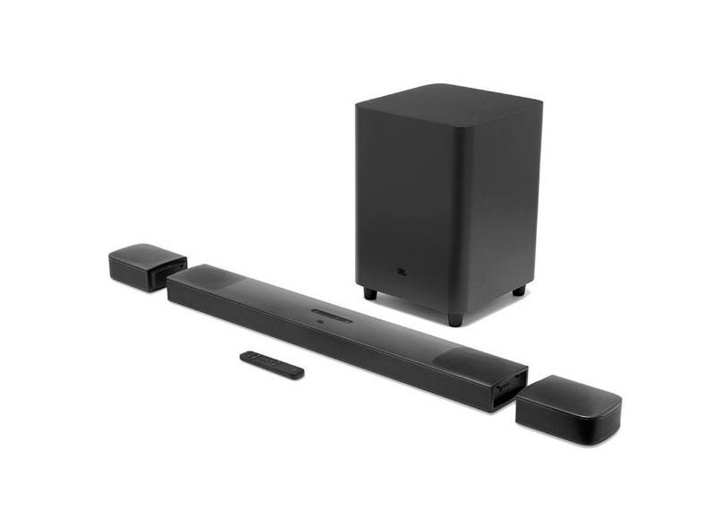 Home Theater Soundbar JBL 3D 410 W 9.1 Canais 1 HDMI Bar