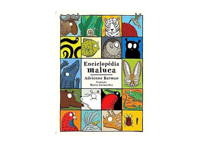 Enciclopédia Maluca - Adrienne Barman - 9788566594300