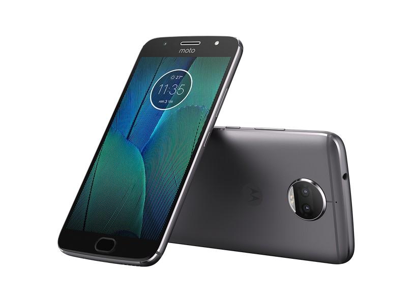 Smartphone Motorola Moto G G5S Plus 32GB 13,0 MP Android 7.1 (Nougat) 3G 4G Wi-Fi