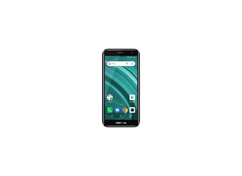 Smartphone Positivo Twist Twist 2 Go S541 8GB 8.0 MP 2 Chips Android 8.0 (Oreo) 4G Wi-Fi