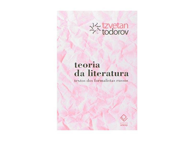 Teoria da Literatura. Textos dos Formalistas Russos - Capa Comum - 9788539304967
