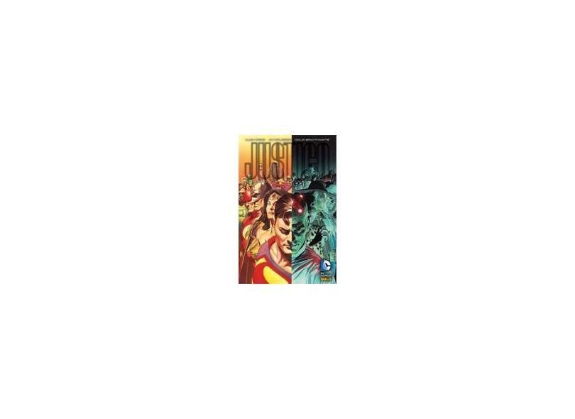 Justiça - Edição Definitiva - Ross, Alex ; Braithwaite, Doug; Krueger, Jim - 9788565484336