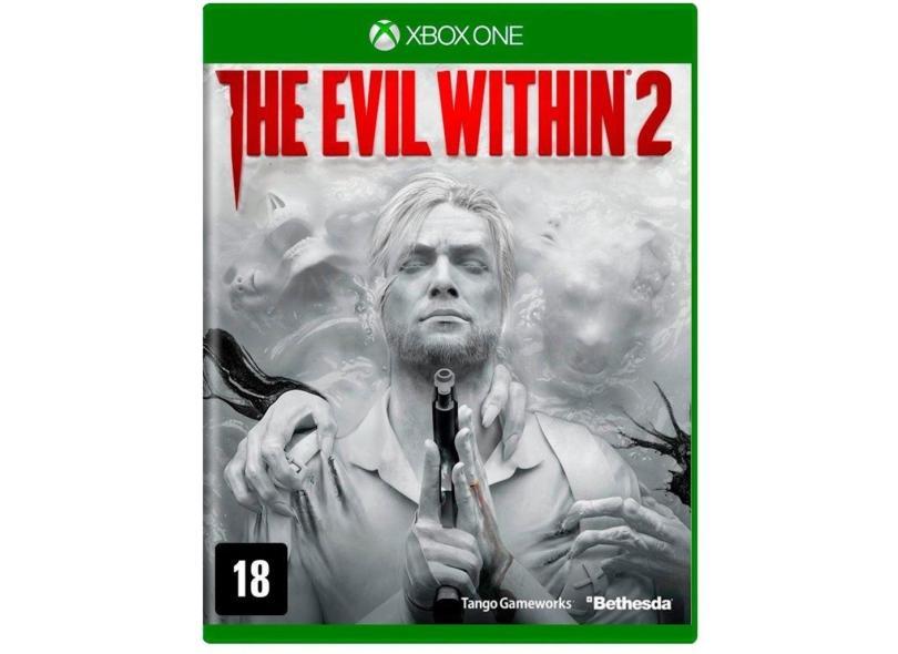 Jogo The Evil Within 2 Xbox One Bethesda