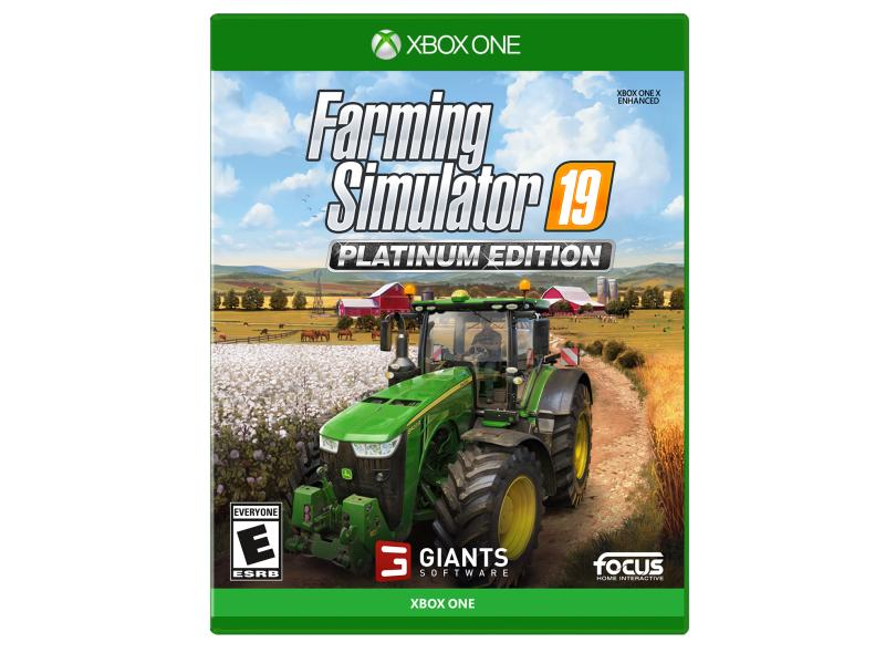 Jogo Farming Simulator 19 Xbox One Giants Software