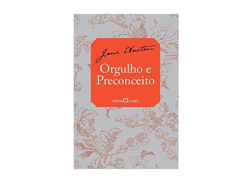 Orgulho e Preconceito - Jane Austen - 9788572326919