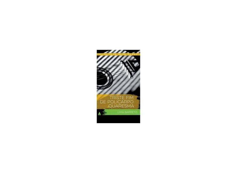 Triste Fim De Policarpo Quaresma - Col. Clássicos Para Todos - Lima Barreto - 9788520933336