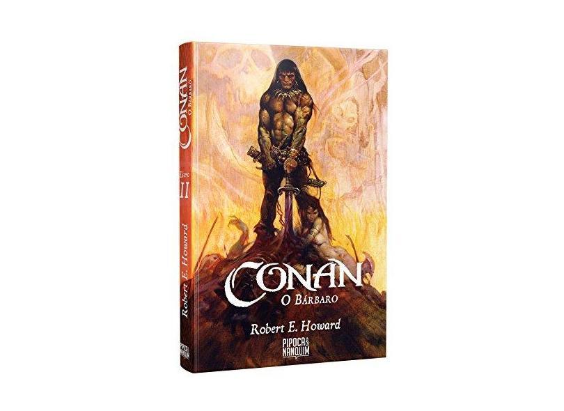 Conan, o Bárbaro - Livro 2 Exclusivo Amazon - Robert E. Howard - 9788593695131