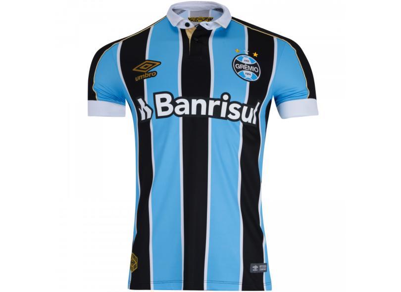 Camisa Torcedor Grêmio I 2019 Umbro