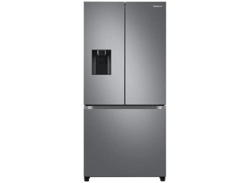 Geladeira Samsung Frost Free French Door Inverse 470.0 l Inox RF49A5202S9