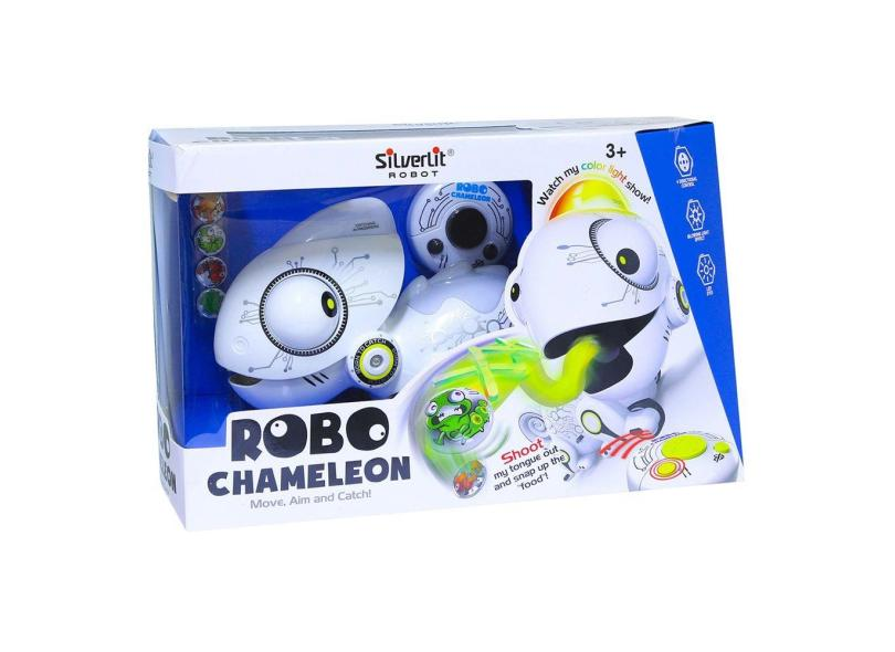 Robô de Controle Remoto DTC Robô Camaleão