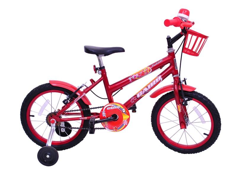 Bicicleta Cairu Aro 16 V-Brake Fadinha