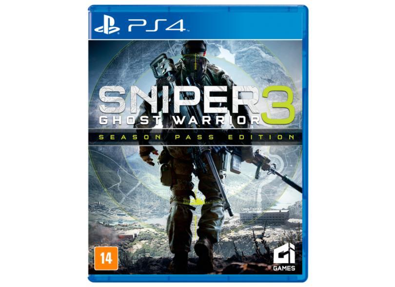 Jogo Sniper Ghost Warrior 3 PS4 CI Games