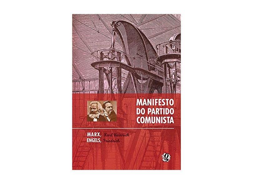 O Manifesto Do Partido Comunista - Capa Comum - 9788526001480