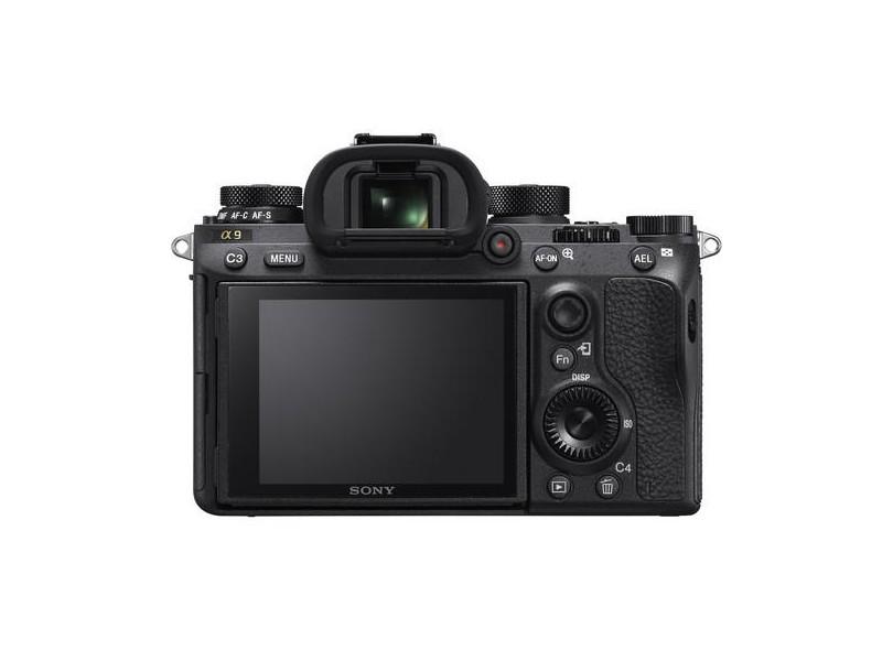 Câmera Digital DSLR(Profissional) Sony Alpha 24.2 MP 4K a9