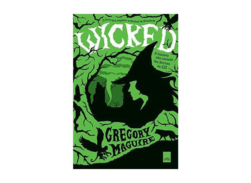 Wicked - Maguire, Gregory - 9788544103890